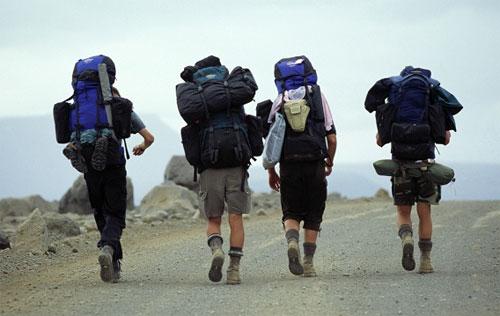 backpacker sejati - YOEXPLORE.co.id