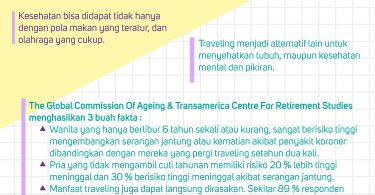 YOEXPLORE.co.id - manfaat traveling untuk kesehatan