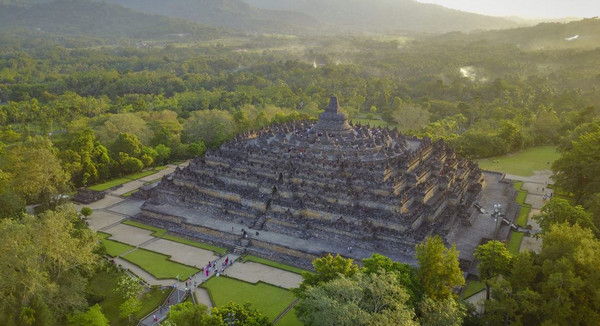 wisata candi borobudur - Panduan Liburan YoExplore
