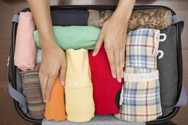 cara menyusun barang di koper - yoexplore - kumparan