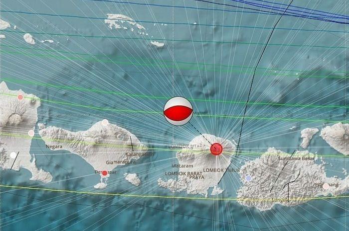 YOEXPLORE.co.id - gempa Bumi Lombok