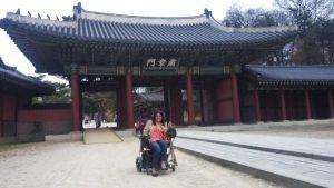kursi roda traveling ke 18 negara