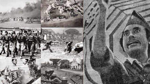 perang terbesar di Indonesia - yoexplore, liburan keluarga - yoexplore.co.id