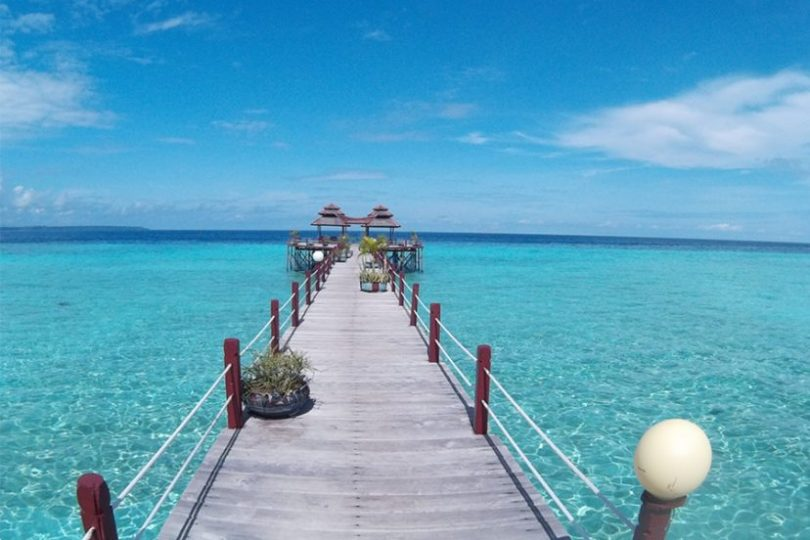 honeymoon di maratua derawan - yoexplore, liburan keluarga - yoexplore.co.id