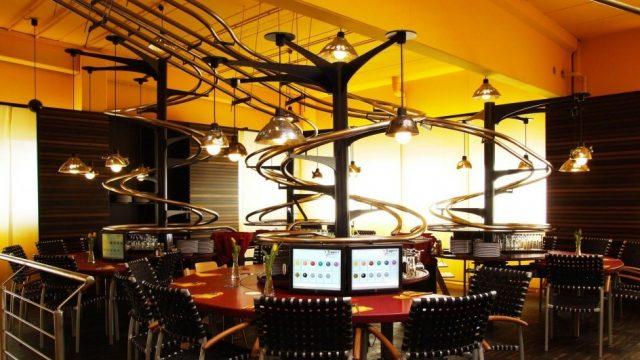 restoran unik di dunia - yoexplore, liburan keluarga - yoexplore.co.id