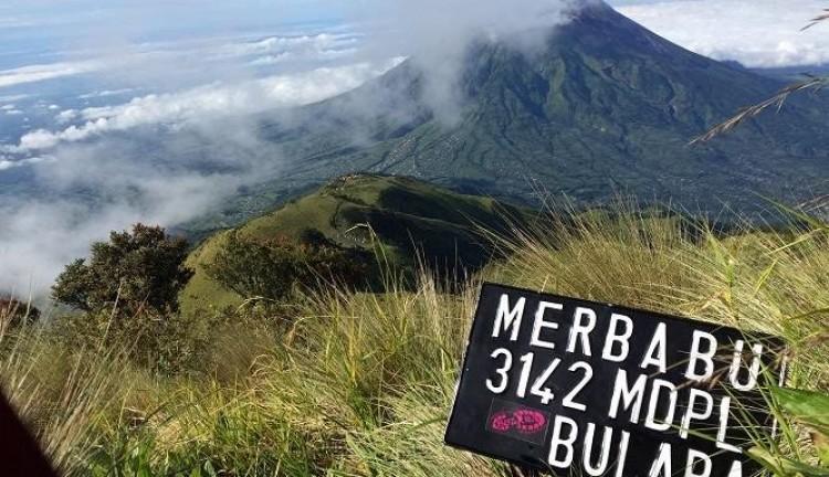 penutupan gunung merbabu - yoexplore - yoexplore.co.id