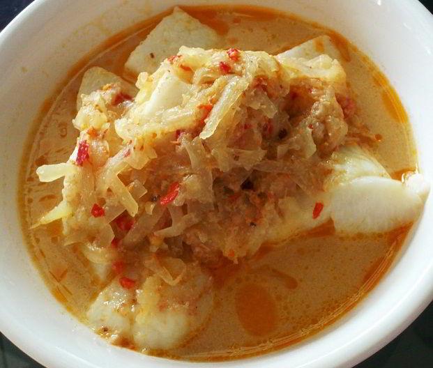 resep membuat ketupat sayur - yoexplore, liburan keluarga - yoexplore.co.id