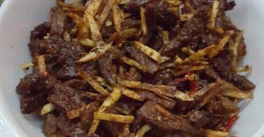 resep membuat sambal goreng sapi - yoexplore, liburan keluarga - yoexplore.co.id