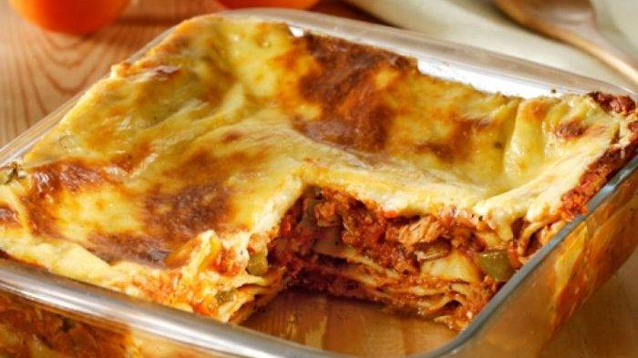 resep membuat lasagna - yoexplore, liburan keluarga - yoexplore.co.id
