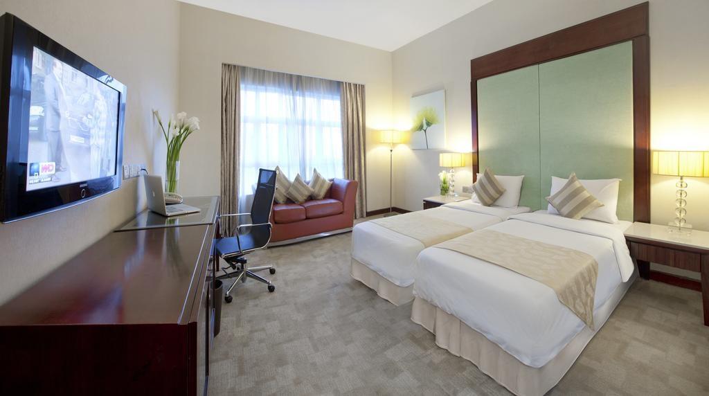 Syka Hotel Kuala Lumpur - Tur tiga negara - Qloti -Yoexplore