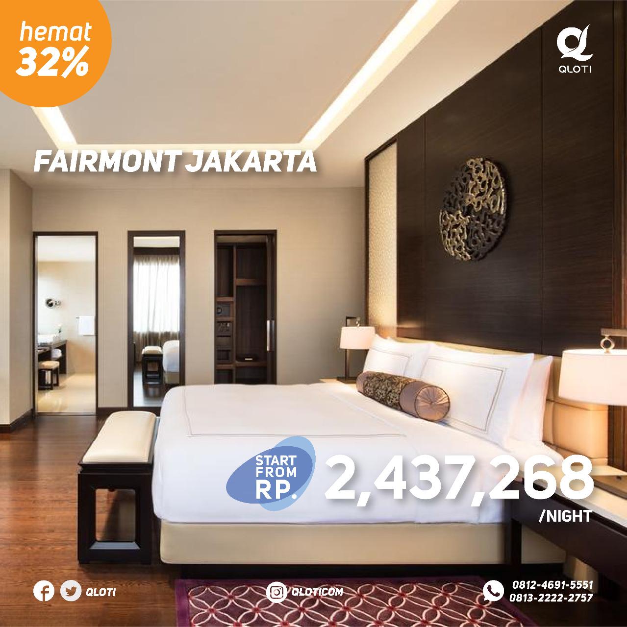 Fairmont hotel - yoexplore, liburan keluarga - yoexplore.co.id
