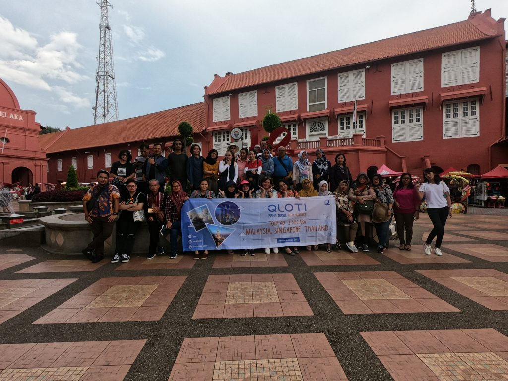 Tur Tiga Negara di Melaka - Qloti