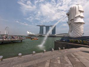 Tur Tiga Negara di Singapore - Qloti