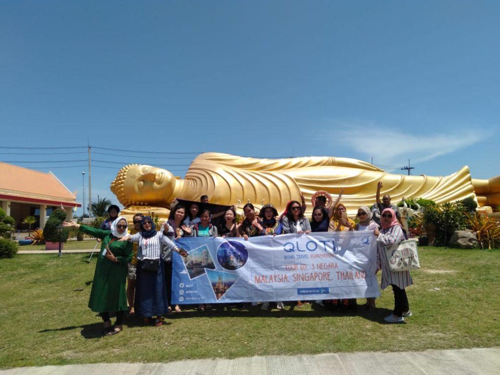 Wat Pho - Thailand - Qloti