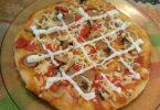 cara membuat pizza teflon - yoexplore, liburan keluarga - yoexplore.co.id
