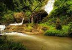 air terjun di wonosobo - yoexplore, liburan keluarga - yoexplore.co.id
