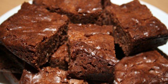 cara membuat brownies - yoexplore, liburan keluarga - yoexplore.co.id