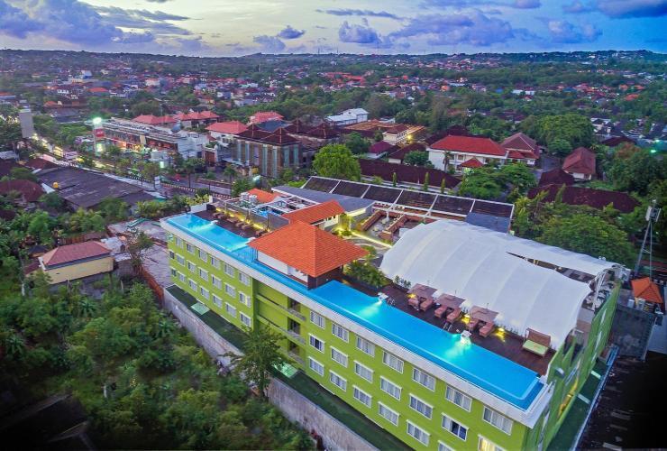 infinity8 Bali Hotel - yoexplore, liburan keluarga - yoexplore.co.id