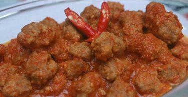 Cara Membuat Sambal Goreng Daging Khas Makassar - YoExplore, Liburan Keluarga - yoexplore.co.id
