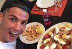makanan sehat cristiano ronaldo - yoexplore, liburan keluarga - yoexplore.co.id