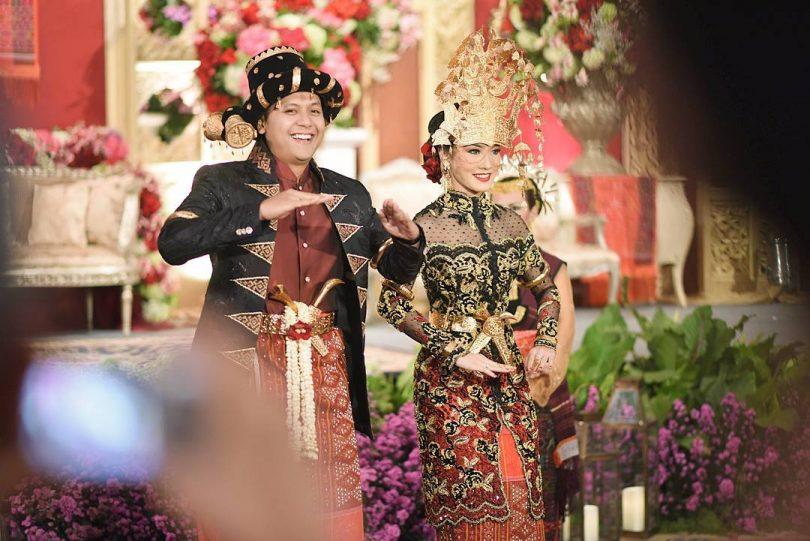 Tarian Tradisional Pernikahan