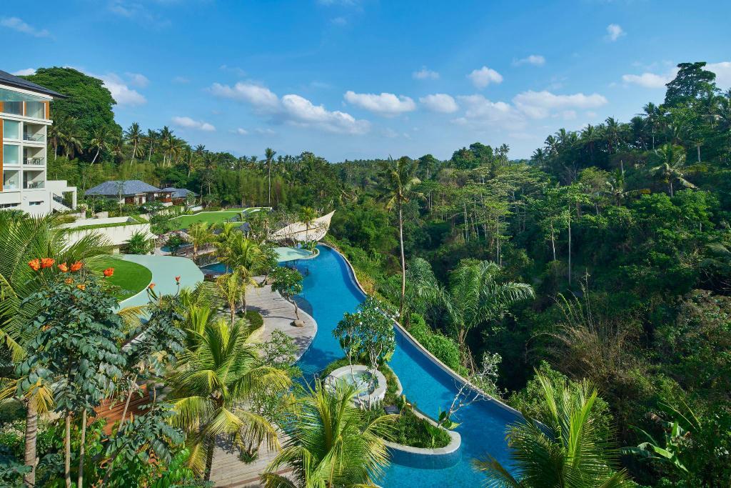 westin resort & spa ubud
