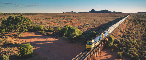The Indian Pacific Kereta