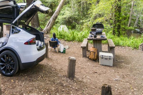 camping basic kit