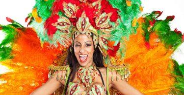 tari samba brazil