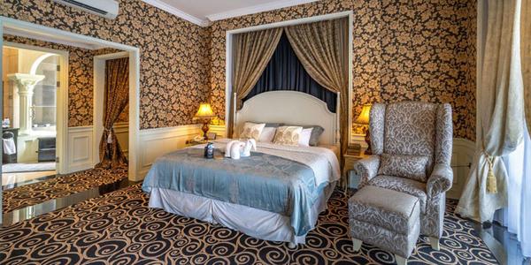 presidential suite hotel