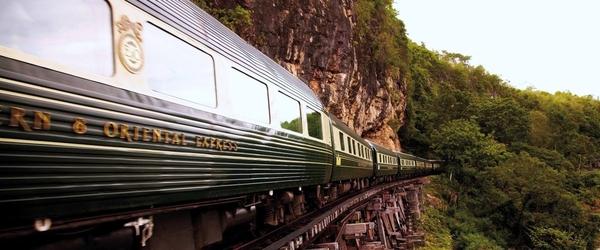 kereta terpanjang di dunia eastern and oriental express
