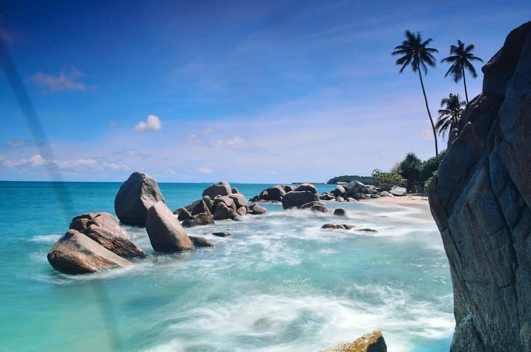 Pantai Trikora Pulau Bintan