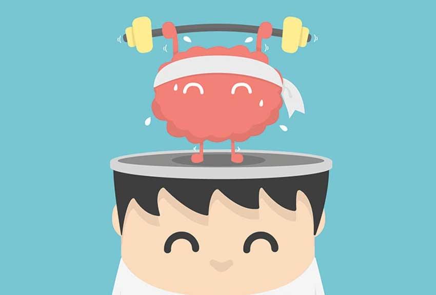 olahraga otak menulis artikel