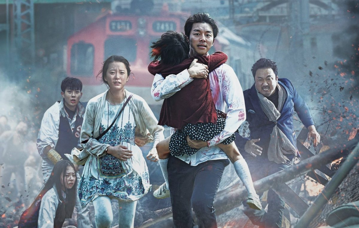 train to busan korea