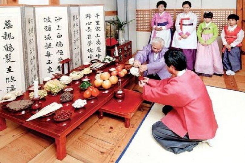 Perayaan Chuseok