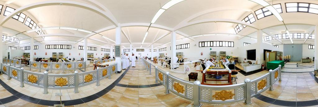 Al Kiswa Factory