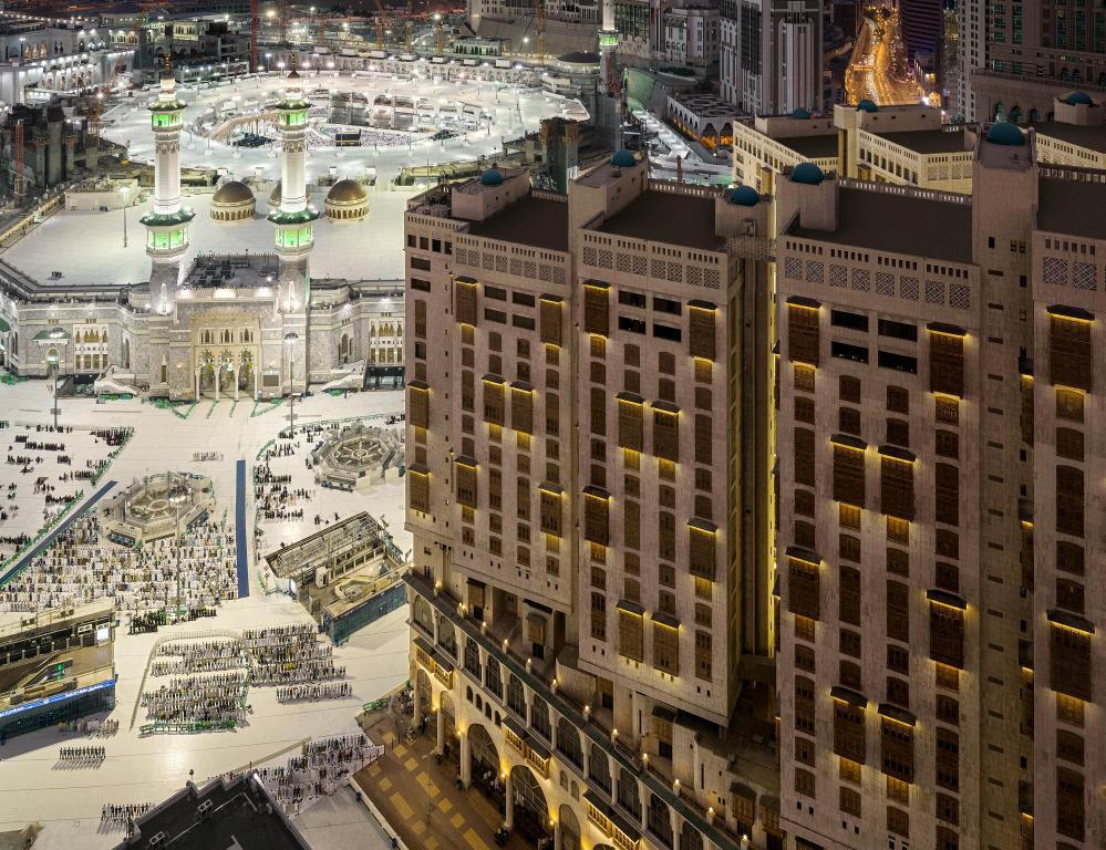 Makka Auction Hilton Tower