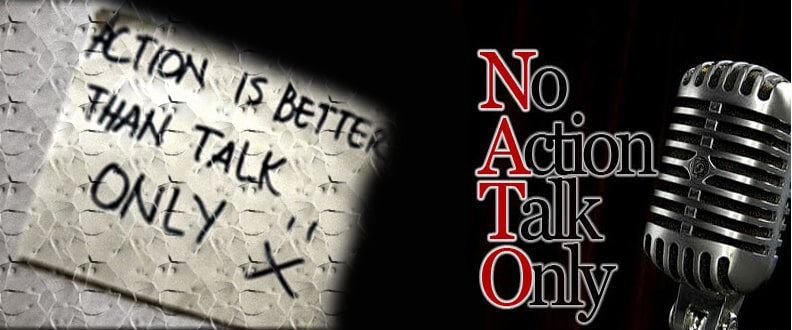 no action talk only