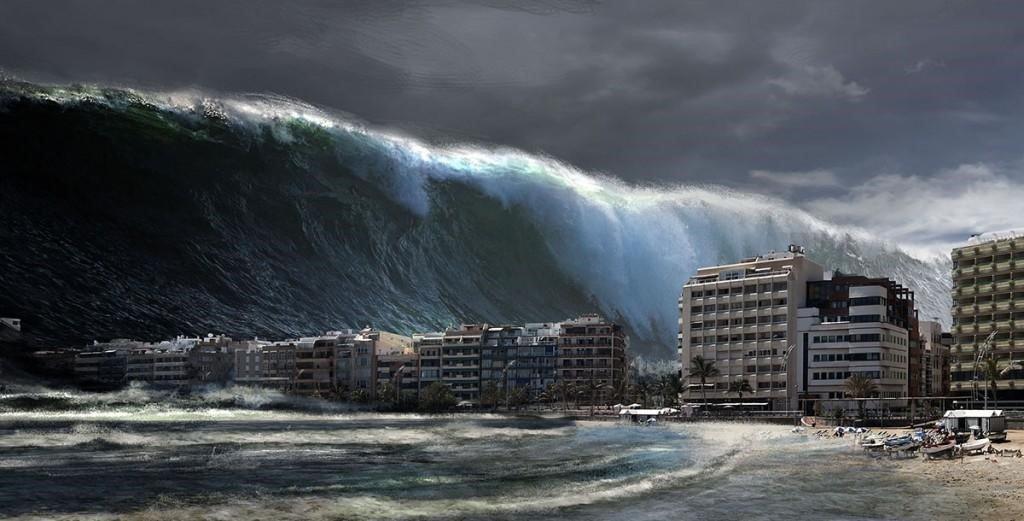 Fenomena Tsunami