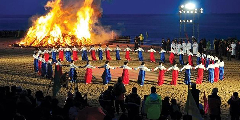 Tarian Khas Perayaan Chuseok