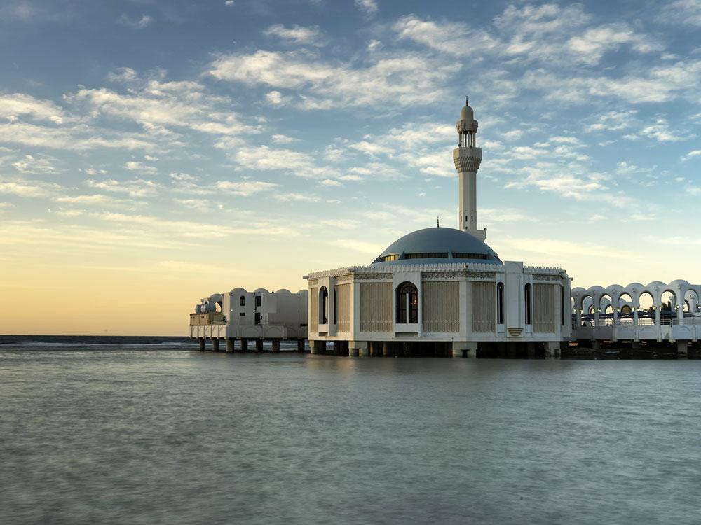 Masjid Al Rahma Mengapung
