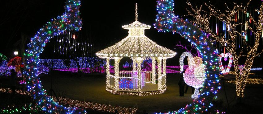 Destinasi Liburan Natal Tahun 2020