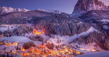 Destinasi Liburan Natal di Eropa