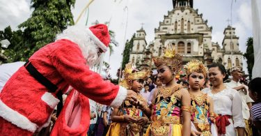 Destinasi Liburan Natal di Asia