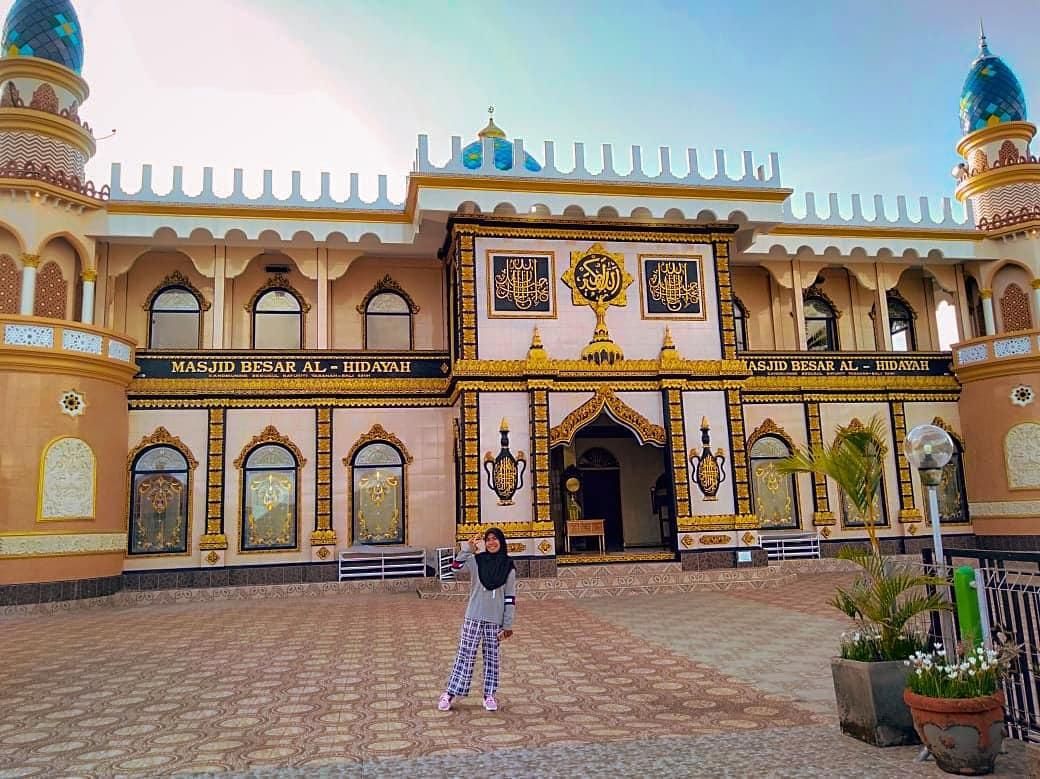 Masjid Al Hidayah Wisata Halal di Bali