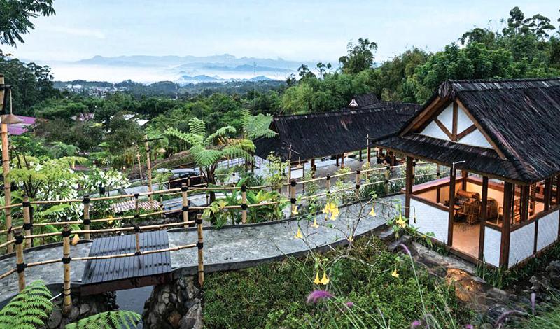 Dusun Bambu Lembang - Cerita Traveling Ke Bandung