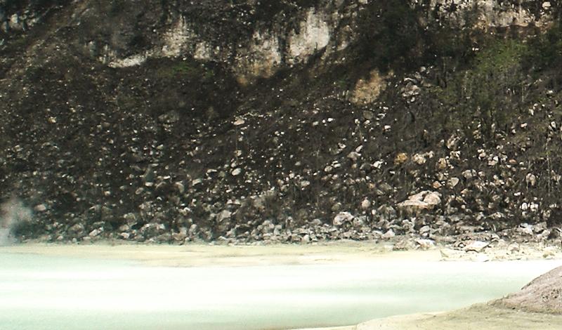 Kawah Putih Ciwidey - Cerita Traveling Ke Bandung