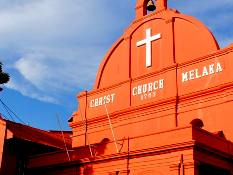 Gereja Kristus - Cerita Traveling Ke Malaysia