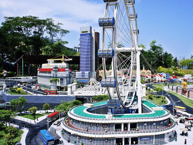Legoland - Cerita Traveling Ke Malaysia