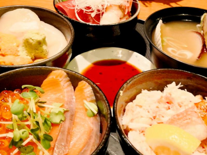 Cerita Traveling ke Jepang - Donburi Chaya